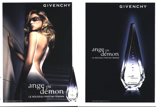 Музыка из рекламы духов Givenchy - Ange ou Demon