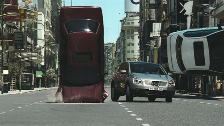 Музыка из рекламы автомобиля Nissan Quashqai - Play With The City