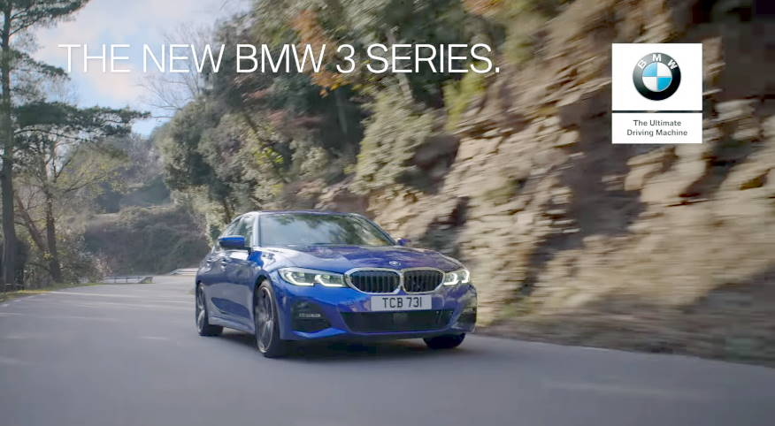 Музыка из рекламы из рекламы BMW 3 - Nevermind