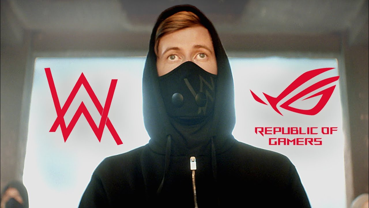 Музыка из рекламы Asus ROG - For Those Who Dare (Alan Walker)