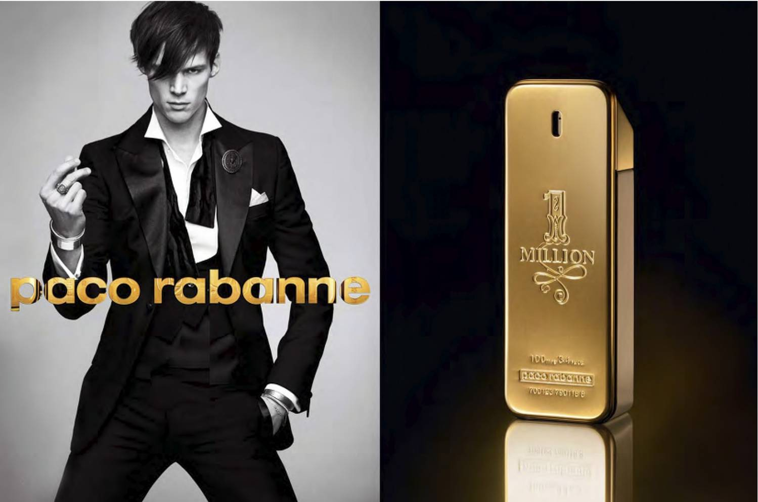 Музыка из рекламы Paco Rabanne - 1 Million Men's (Mat Gordon)