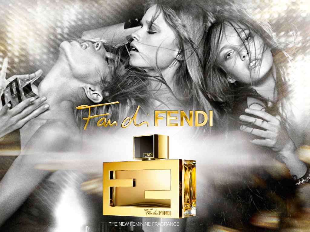 Музыка из рекламы нового парфюма Fendi - Fan di fendi (Anja Rubik, Abbey Lee Kershaw, Karmen Pedara)