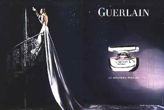 Музыка из рекламы Guerlain - L'instant Magic (Michelle Buswell)