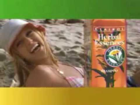 Музыка из рекламы Herbal Essences (Britney Spears)