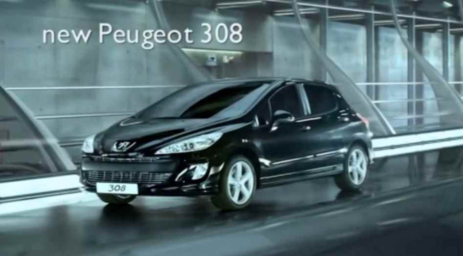Музыка из рекламы Peugeot 308 -  A Wind of Change