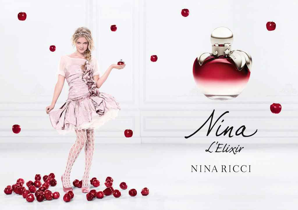 Музыка из рекламы Nina Ricci - Nina Fantasy - The Movie (Florrie Arnold)