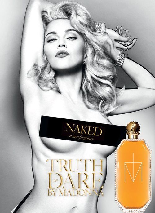 Музыка из рекламы Madonna - Truth or Dare