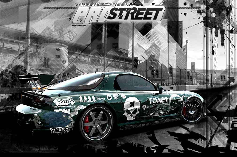 Музыка из рекламы EA - Need For Speed Pro Street