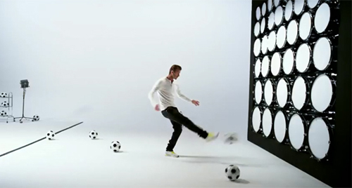 Музыка и видеоролик из рекламы Samsung Galaxy Note - Beckham plays Beethoven's Ode To Joy