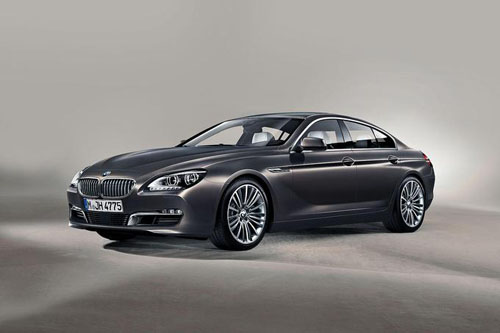 Музыка и видеоролик из рекламы BMW 6 - Gran Coupe