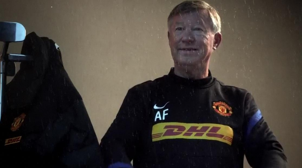 Музыка и видеоролик из рекламы DHL - Partnership with Manchester United