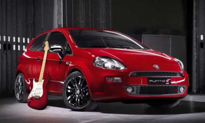 Музыка из рекламы Fiat Punto - Virgin Radio