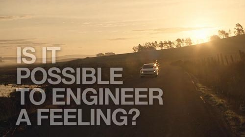 Музыка и видеоролик из рекламы Volkswagen - Engineers of Emotion