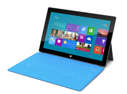 Музыка и видеоролик из рекламы Microsoft - Surface