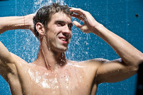 Музыка и видеоролик из рекламы Head & Shoulders - Michael Phelps