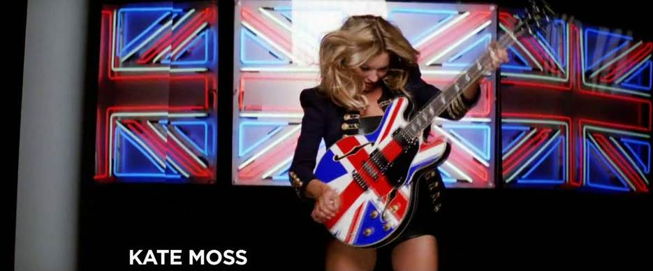 Музыка из рекламы Rimmel's London - Kate Moss & The Vaccines