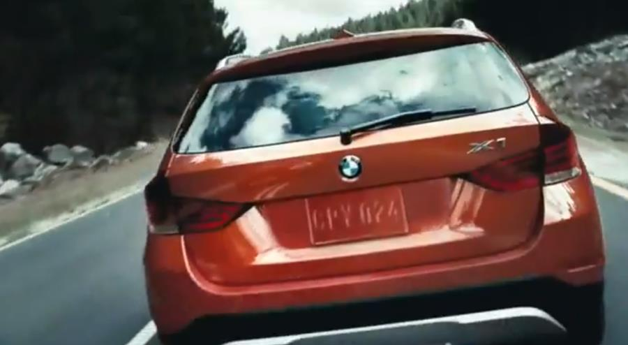 Музыка из рекламы BMW X1 - Become One
