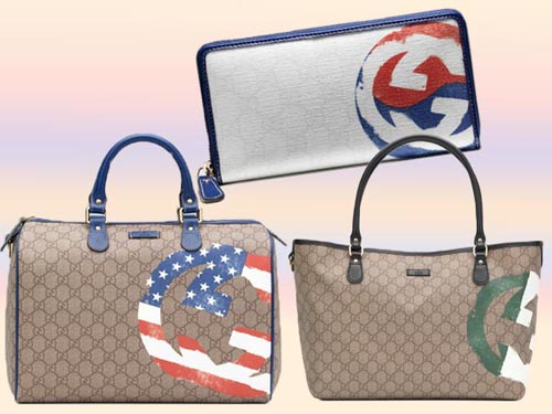 Музыка и видеоролик из рекламы Gucci GG -  Flag Collection