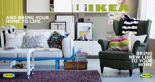 Музыка и видеоролик из рекламы IKEA – Bring Your Home To Life