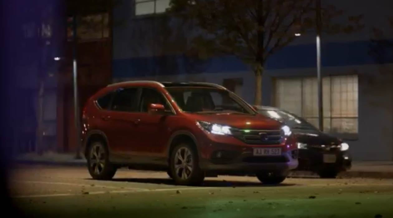 Музыка из рекламы Honda CR-V - Leap