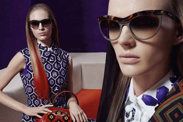 Музыка и видеоролик из рекламы Prada - Fall-Winter 2012