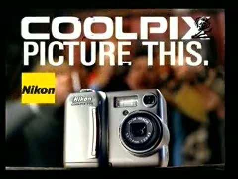 Музыка из рекламы Nikon Coolpix - PICTURE THIS
