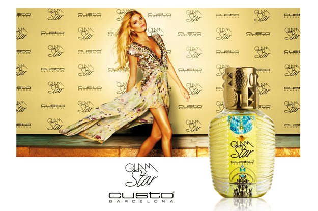 Музыка и видеоролик из рекламы Custo Barcelona - Glam Star