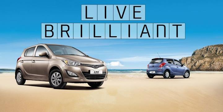 Музыка и видеоролик из рекламы Hyundai - Live Brilliant