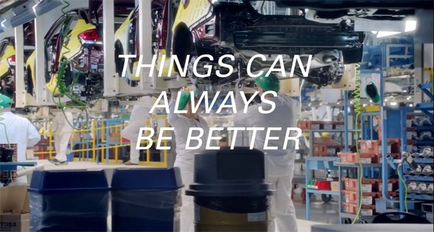 Музыка из рекламы Honda Civic - Things Can Always Be Better