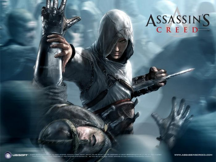 Музыка и видеоролик из рекламы Sony PS3 - Assassins Creed