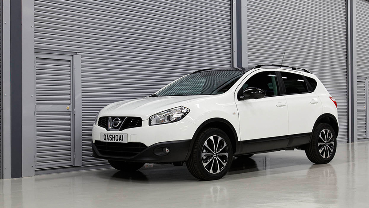Музыка и видеоролик из рекламы Nissan Qashqai  360 - Connected to the city