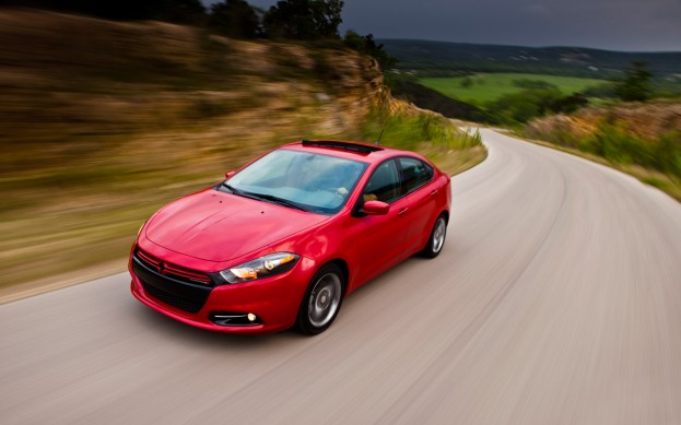 Музыка и видеоролик из рекламы Dodge Dart - Everything