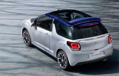 Музыка и видеоролик из рекламы Citroen DS3 Cabrio - Escape the Ordinary