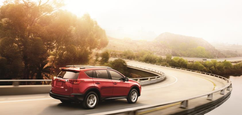 Музыка и видеоролик из рекламы Toyota RAV4 - There's Adventure In Everyone