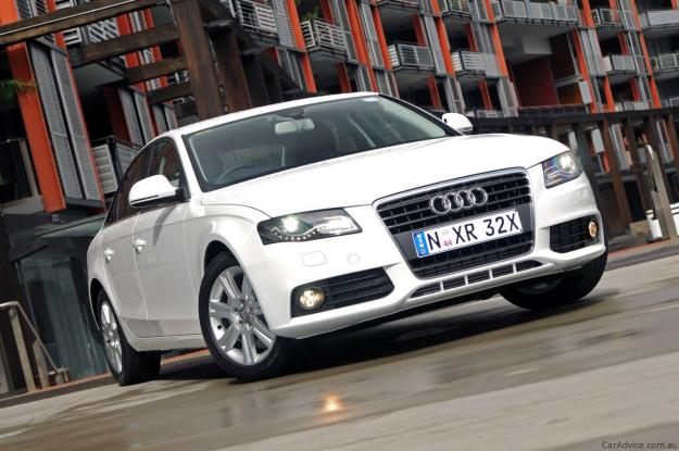 Музыка и видеоролик из рекламы Audi A4 Advanced Edition
