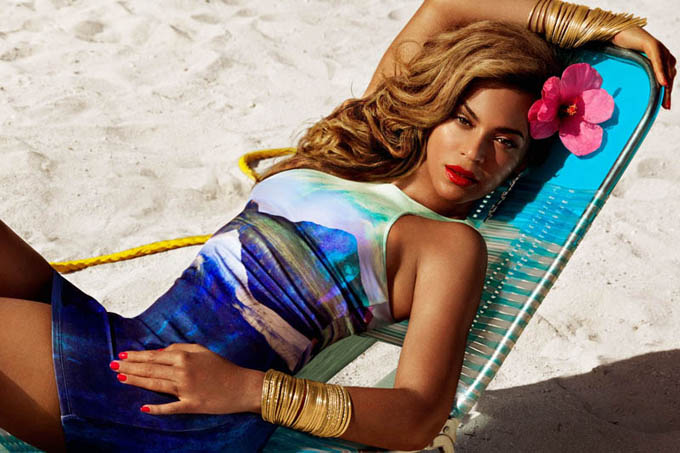 Музыка и видеоролик из рекламы H&M - Summer Collection (Beyonce)