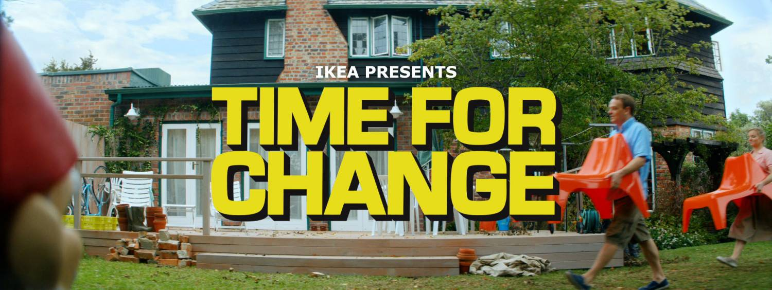 Музыка и видеоролик из рекламы IKEA - Time For Change