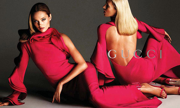 Музыка и видеоролик из рекламы Gucci - Spring-Summer 2013