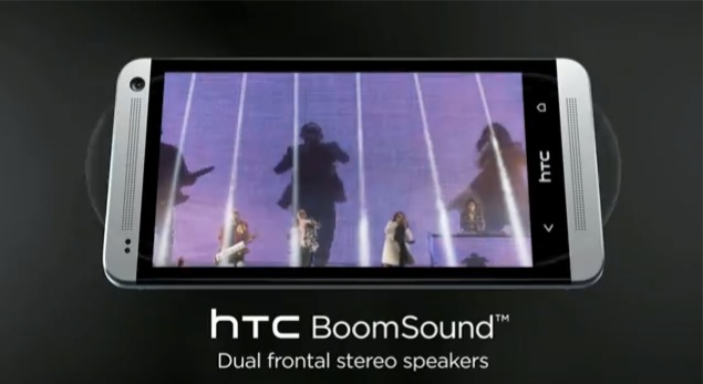 Музыка и видеоролик из рекламы HTC One - BoomSound