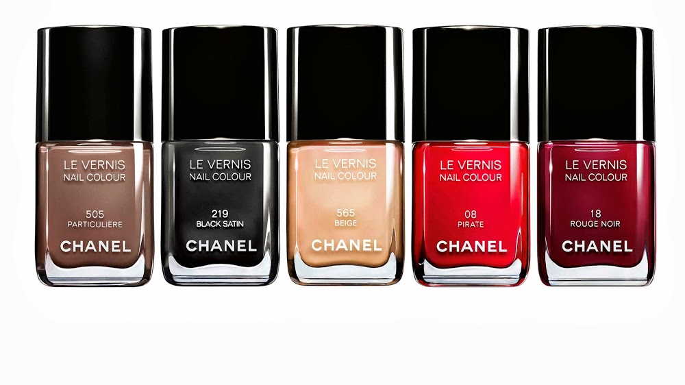Музыка и видеоролик из рекламы Chanel - Les Vernis Couleurs Culte de Chanel