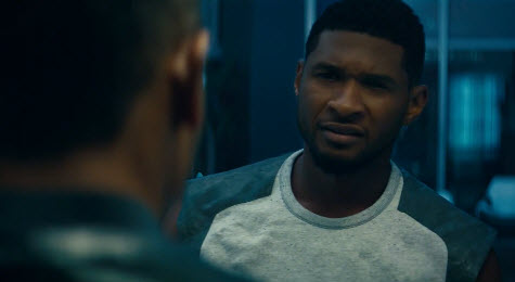 Музыка и видеоролик из рекламы Samsung Smart TV - Looking 4 Myself (Usher)