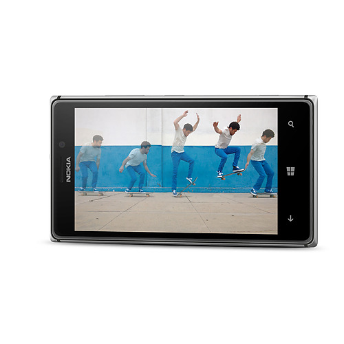 Музыка и видеоролик из рекламы Nokia Lumia 925 - More than your eyes can see