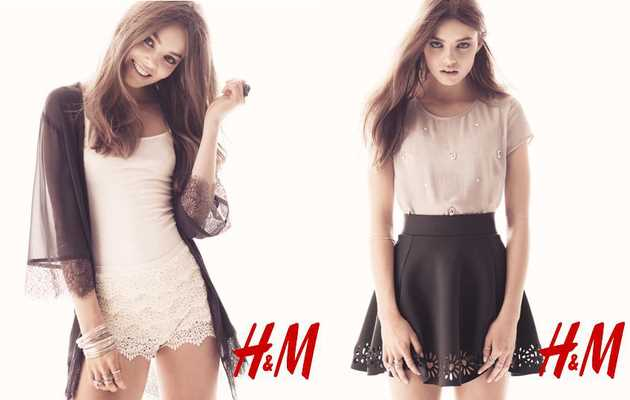 Музыка и видеоролик из рекламы H&M - Divided High School