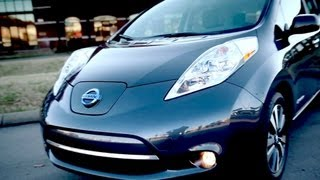 Музыка и видеоролик из рекламы Nissan - New Nissan Leaf