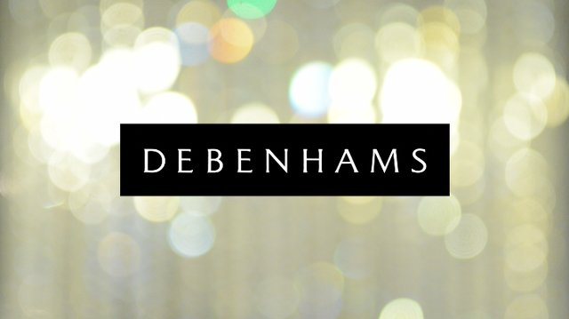 Музыка и видеоролик из рекламы Debenhams - Winter 2013