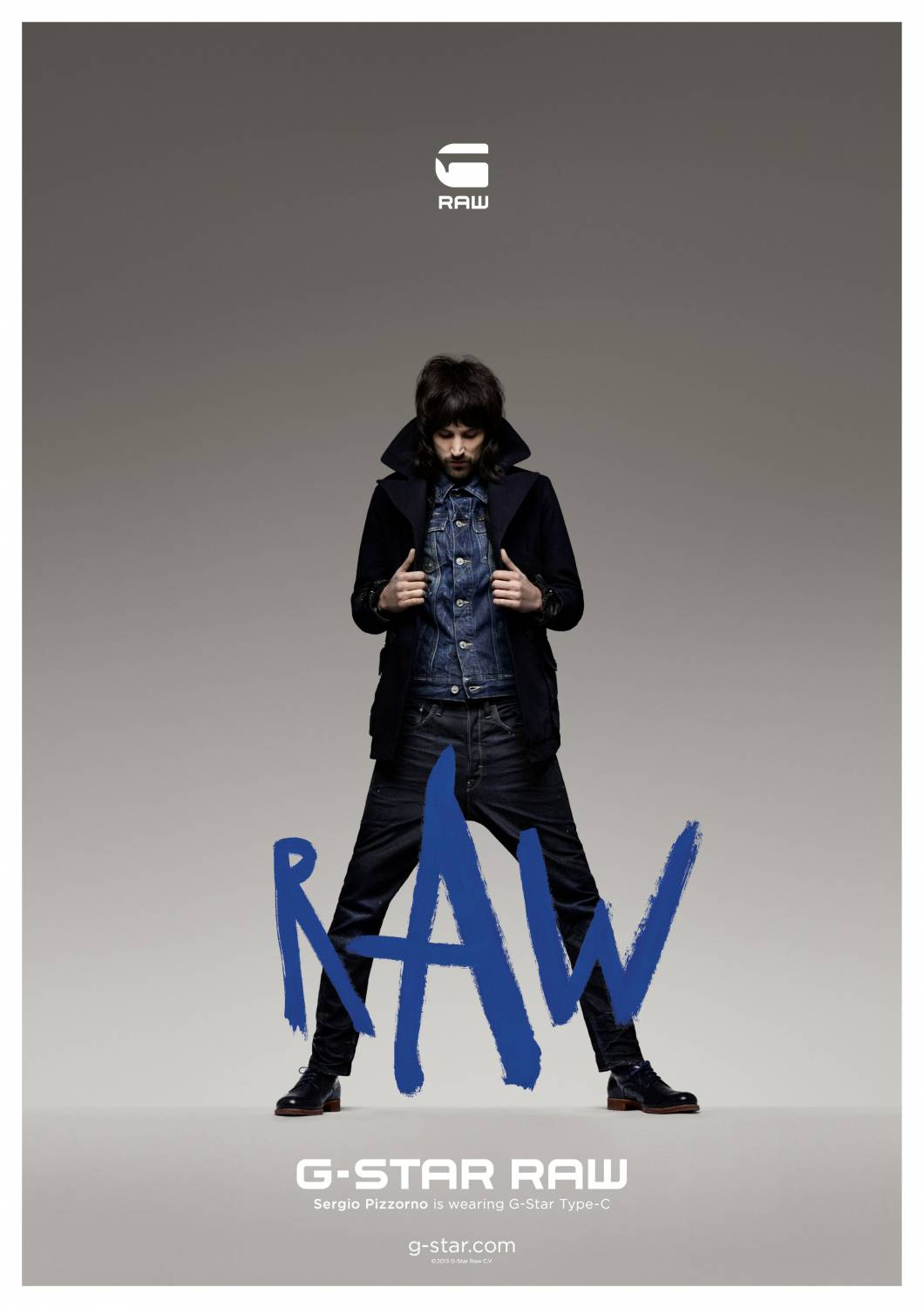 Музыка и видеоролик из рекламы G-Star RAW - AutumnWinter 2013