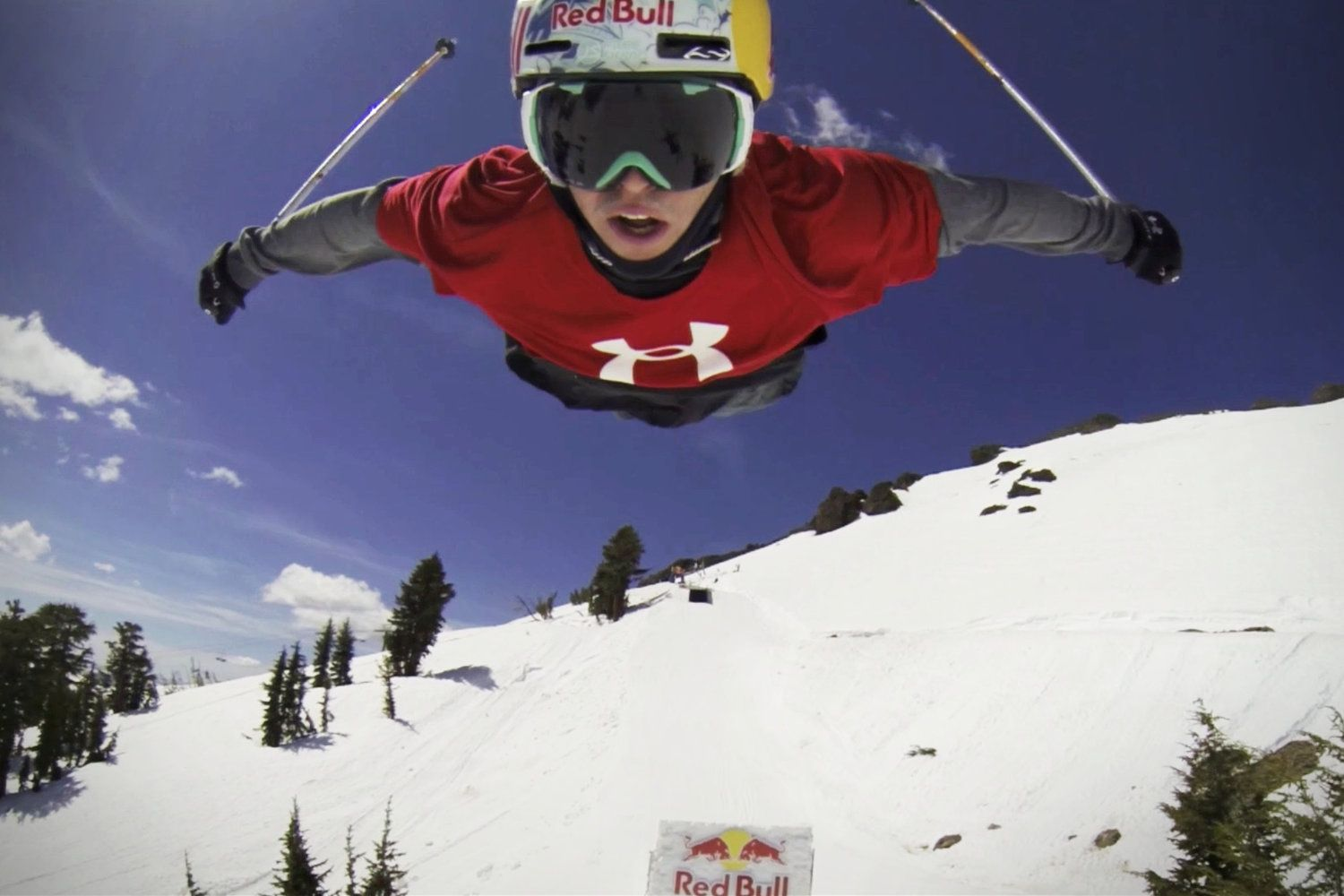 Музыка и видеоролик из рекламы GoPro - Art Of The Double Cork (Bobby Brown)