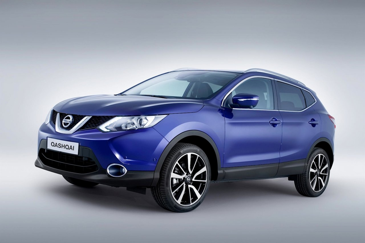 Музыка из рекламы Nissan Qashqai - Next Generation (World's Most Parkable Car)