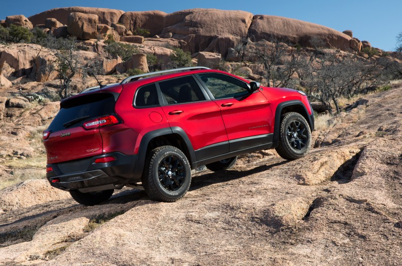 Музыка и видеоролик из рекламы Jeep Cherokee - Built Free