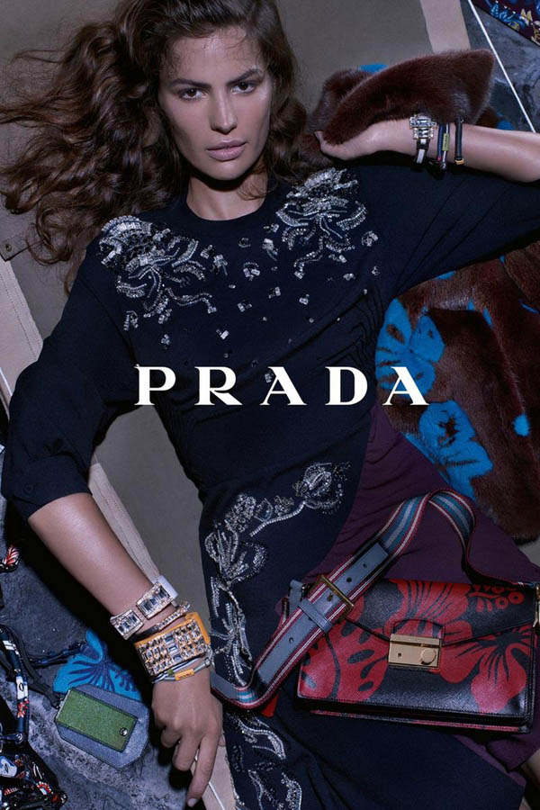 Музыка и видеоролик из рекламы Prada Resort 2014